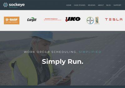 Sockeye Technologies Inc.