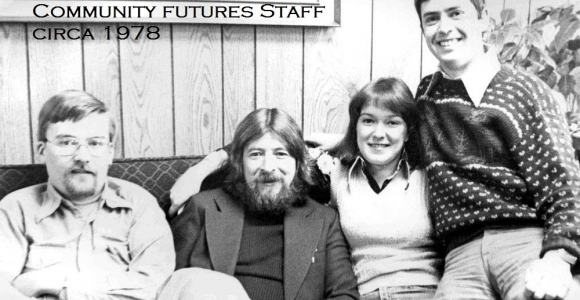 Community Futures staff - circa 1978