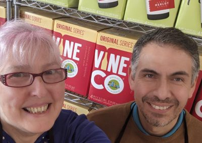 The Nanaimo Wine Shoppe