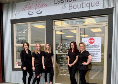 La Vida Lashes and Boutique
